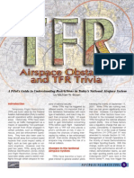 tfrweb  A Pilot's Guide to Understanding Restrictions in Today's National Airspace System by Michael W. Brown