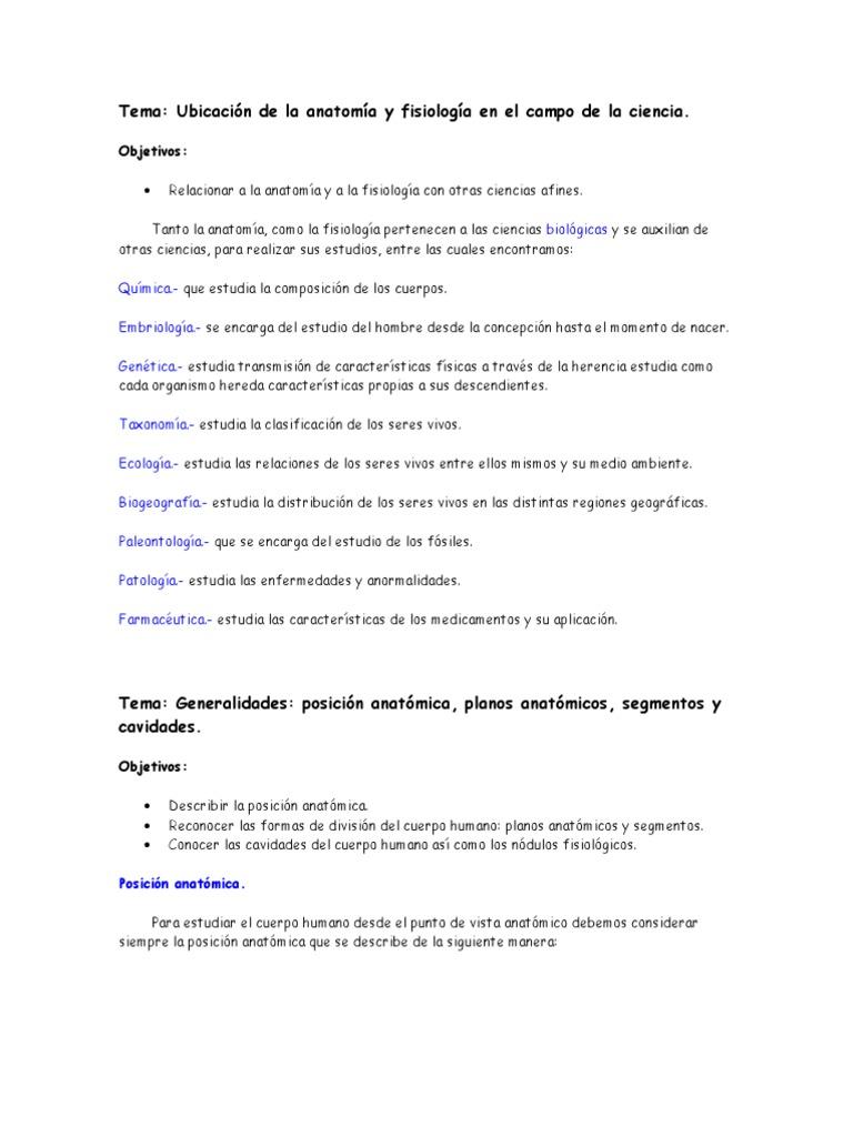 Encantador Anatomía Y Fisiología Consejos Para Estudiar Composición ...