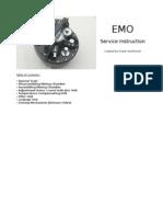 Penlon EMO Franks Service Instruction