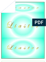 Liaster