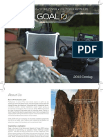 GoalZero 2010 Military Catalog All Equipped