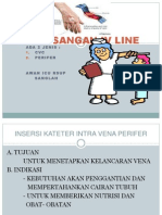 Pemasangan IV Line