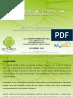 AndroidPresentacion