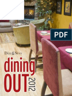 Dining Out 2012
