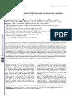 Protective Effect of Cyanidin 3-O-B-D-Glucoside on Ochratoxin a-Mediated Damaged in Rat