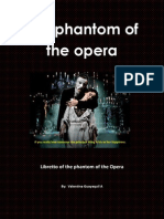 Librero the Phantom of the Opera