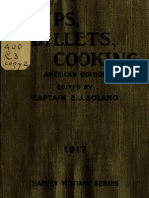Solano-Camps Billets Cooking 1917