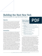 RPA Building the Next NY