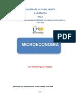 Modulo de Microeconomia
