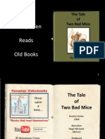Two Bad Mice, Beatrix Potter, Annotated, Autoplay