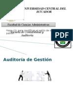Auditoria Comunicacion de Result a Dos