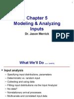 Input Analysis