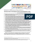 Migration and Development Brief 17