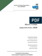 Minix@ARM