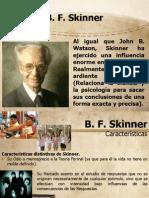 SKINNER - Teorias de La Personal Id Ad