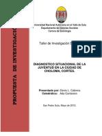 protocolo de investigacion social