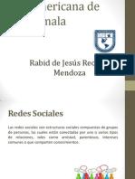 Redes sociales rabid de Jesús