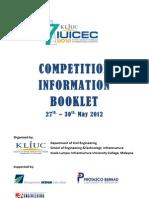 IUICEC7 Information Brochure