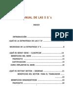 Manual de 5 Ss