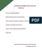 diferencial mecanico