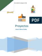 Proyectos Lista A Obras Civiles