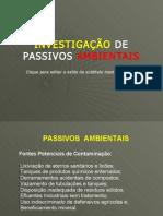 PASSIVOS AMBIENTAIS - CONCEITOS