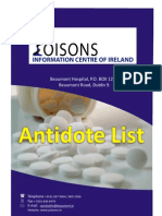 Antidote Booklet 2011
