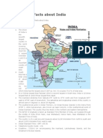 Geography Facts About India