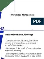 Knowledge Managment