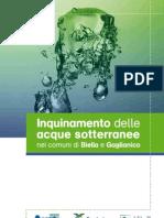 Tetracloroetilene Biella e Gaglianico