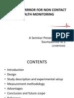 Medical Mirror for Non Contact Health Monitoring 1 - Copy