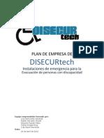 Plan de Empresa DISECURtech 2.0