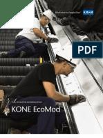 KONE EcoMod Complete Escalator Modernization