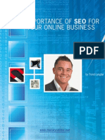 Trond Lyngbø - Importance of SEO for your Online Business