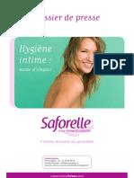 Dossier Presse Saforelle-sept10