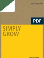 DPDHL Annual Report 2011