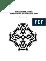 Romans Interlinear