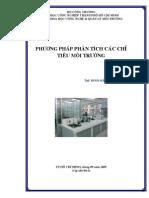Phan Tich Cac Chi Tieu Moi Truong - TS Dinh Hai Ha
