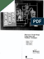 VENDELIN Microwave Circuit Design