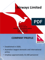 Qantas Power Points