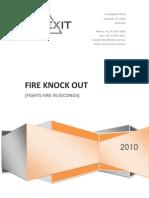FireXit Pty Ltd FKO Brochure
