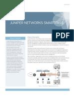 Juniper WLM SmartPass Management DS