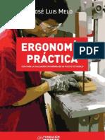 Ergonomia Práctica (Fundación Mapfre), José Luis Melo