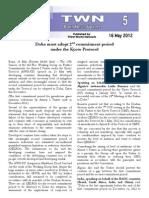 Third World Network – Bonn Update #4