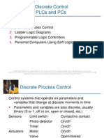 CH 9 - Discrete Control Using PLC's and PC's