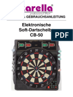 Dartboard CB-50 - Manual Version 2009-08-09