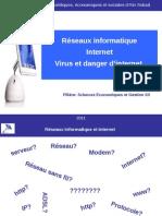 1 r Seaux Et Internet Danger d'Internet
