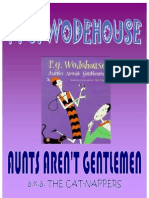 P. G. Wodehouse - Aunts Aren't Gentlemen (Jeeves & Wooster)