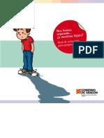 Guía Divorcio guía actuación progenitores