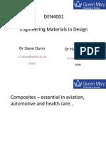 DEN4001 - Composites